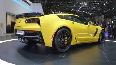 Geneva supercars: Corvette Z06