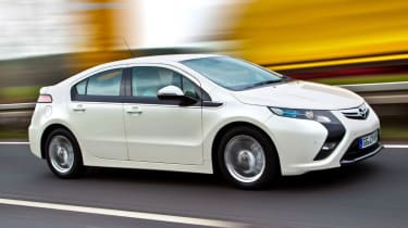Vauxhall Ampera review