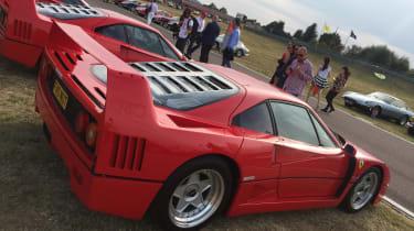 Ferrari70 pictures - F40
