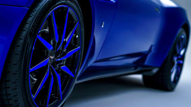 Q by Aston Martin DB11 - side