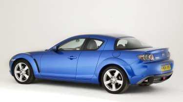 Mazda RX-8 rear
