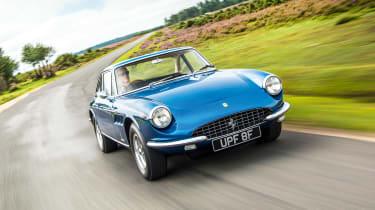 1966 Ferrari 330 GTC - front tracking