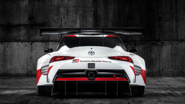 Toyota Supra GRMN - rear