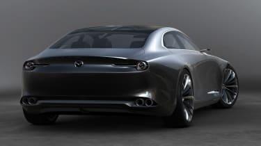 Mazda Vision Concept Coupe - rear