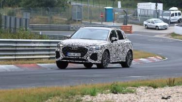 2019 Audi RS Q3 - cornering