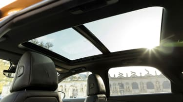 DS7 Crossback – panoramic roof