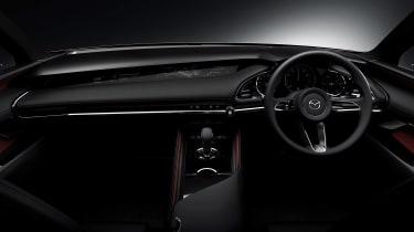 Mazda Kai Concept – interior