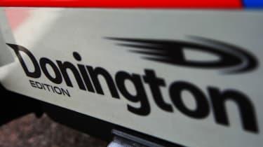 Caterham Seven Donington Edition