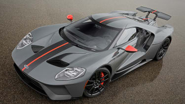 Ford GT Carbon Edition - front static