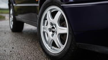 Volkswagen Corrado VR6 alloy wheel