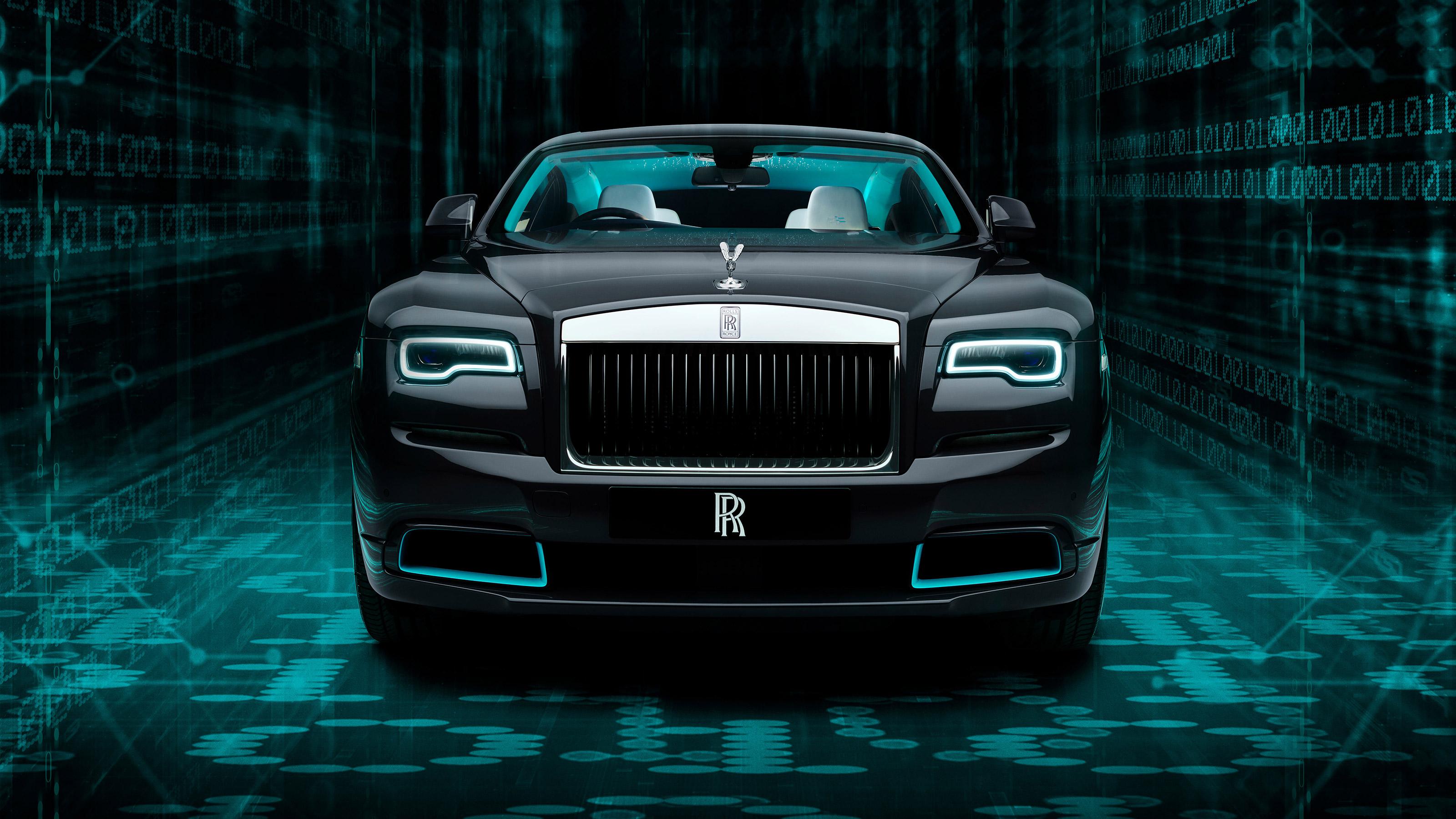 The Rolls Royce Wraith Kryptos Is Full Of Secrets Evo