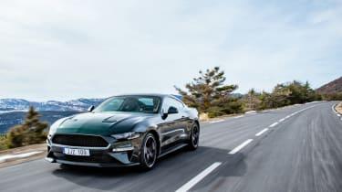 Ford Mustang Bullitt for europe