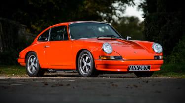 1973 Porsche 911 R-Gruppe