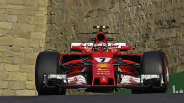 Baku Gran Prix 2017 - Ferrari
