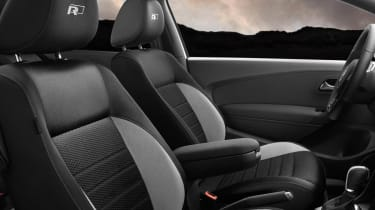 Volkswagen Polo R Line sports seat