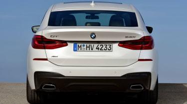 BMW 640i xDrive Gran Turismo - Rear
