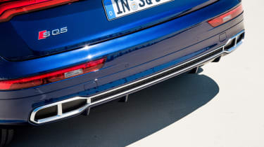 Audi SQ5 TFSI - rear detail