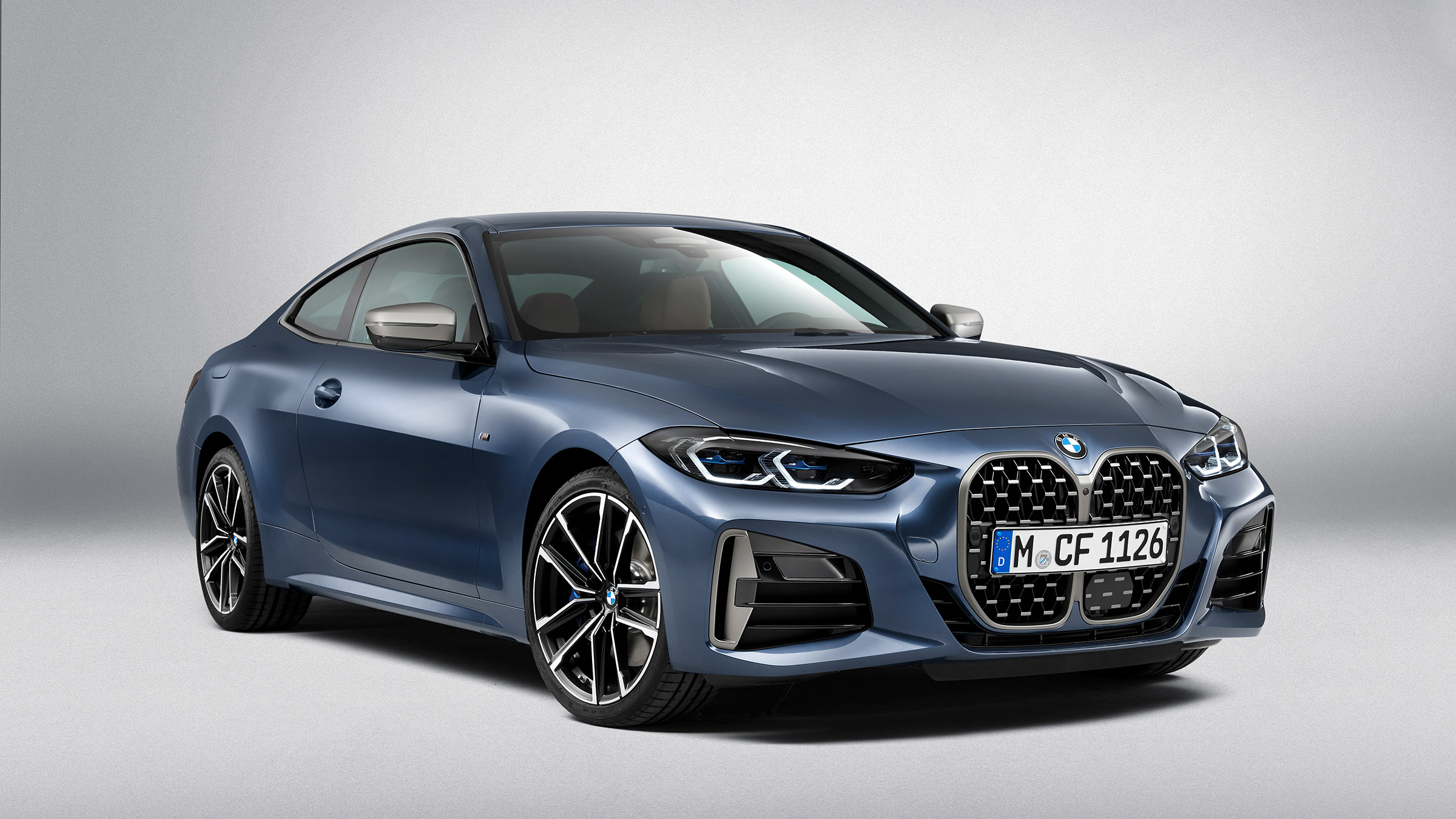 2020 BMW 4-series revealed - new coupe range topped by ...
