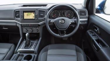VW Amarok V6 - interior
