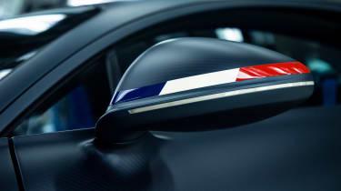 Bugatti Chiron 110 edition - mirror