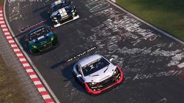 GT Sport – Nordschleife GTE race