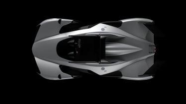 Revolution Racecars – overhead
