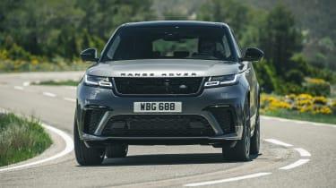 Range Rover Velar SVAutobiography review – a different