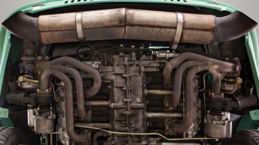 RUF CTR Clubsport – exhaust