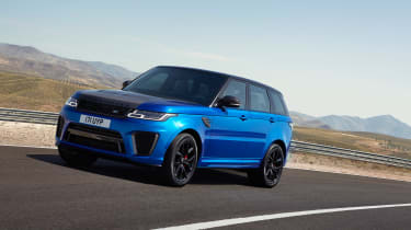 New 2018 Range Rover Sport revealed with plug-in hybrid and
