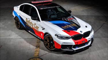 BMW M5 M Performance parts - front