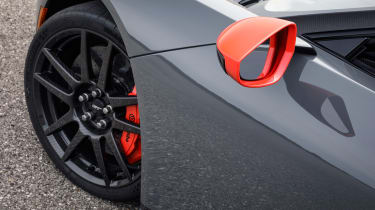 Ford GT Carbon Edition - mirrors