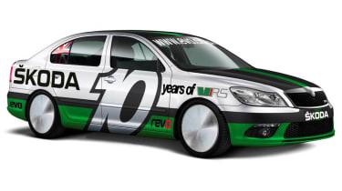 World's fastest Skoda revealed