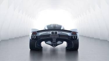 Aston Martin Valkyrie - rear