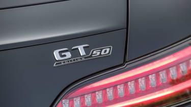 Mercedes-AMG GT C Coupé - Badge