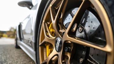 Manthey-Racing Porsche 718 Cayman GT4 MR