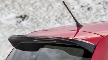 VW Up GTI - Spoiler