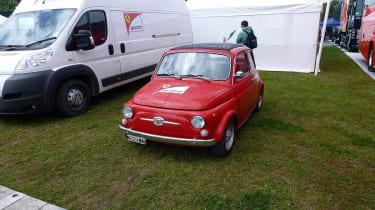 'Ferrari' Fiat 500
