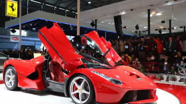 LaFerrari tuned by JMB Optimering