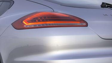 Porsche Panamera Turbo new rear light