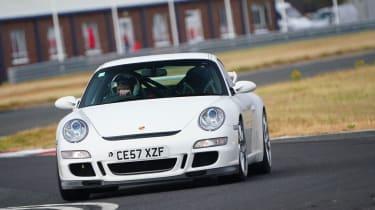 evo Trackday Bedford 27AUG - Porsche 911 GT3