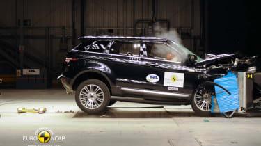 Euro NCAP crash tests 2012
