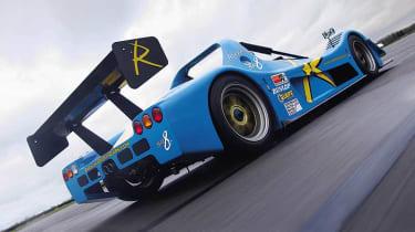Radical SR8 rear