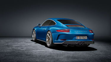 Porsche 911 GT3 Touring - Rear
