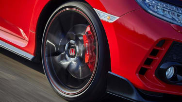 Honda Civic Type R - wheel