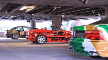 BMW Art Cars London 2012 Olympics