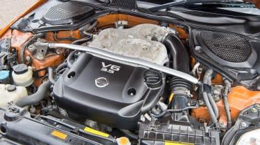 Nissan 350Z – 3.5-litre V6