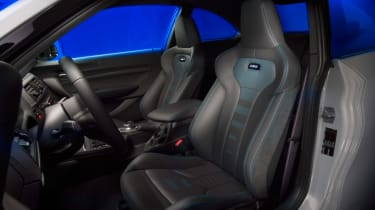 BMW M2 Competition Pack - evo interior