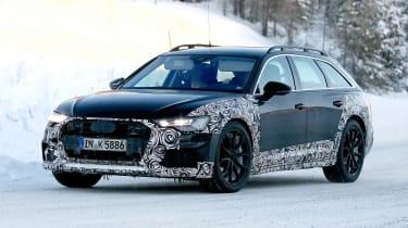 Audi A6 Allroad - front quarter