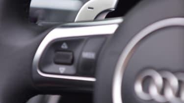 Audi R8 Spyder 4.2 FSI quattro S-tronic paddleshift