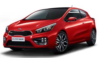 Kia Procee'd GT red